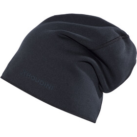 Houdini Toasty Top Heather Gorra, true black